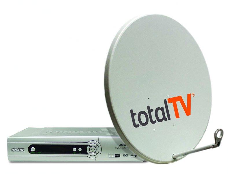 total tv je storitev namenjena vsem ki nimajo možnosti za kabelsko tv ...